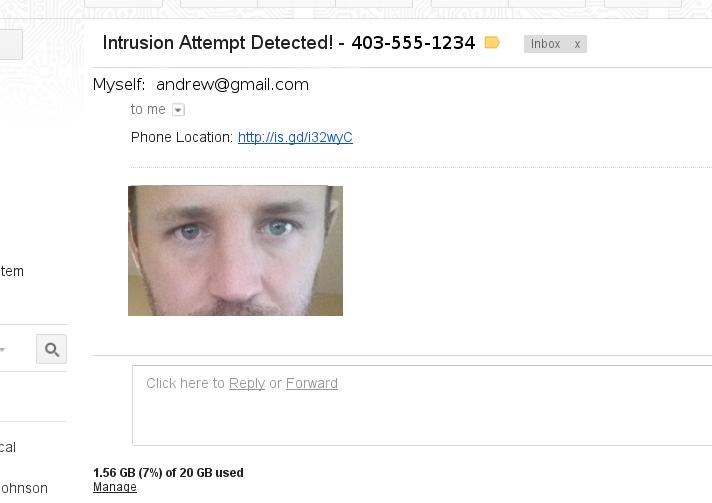 Tasker Email