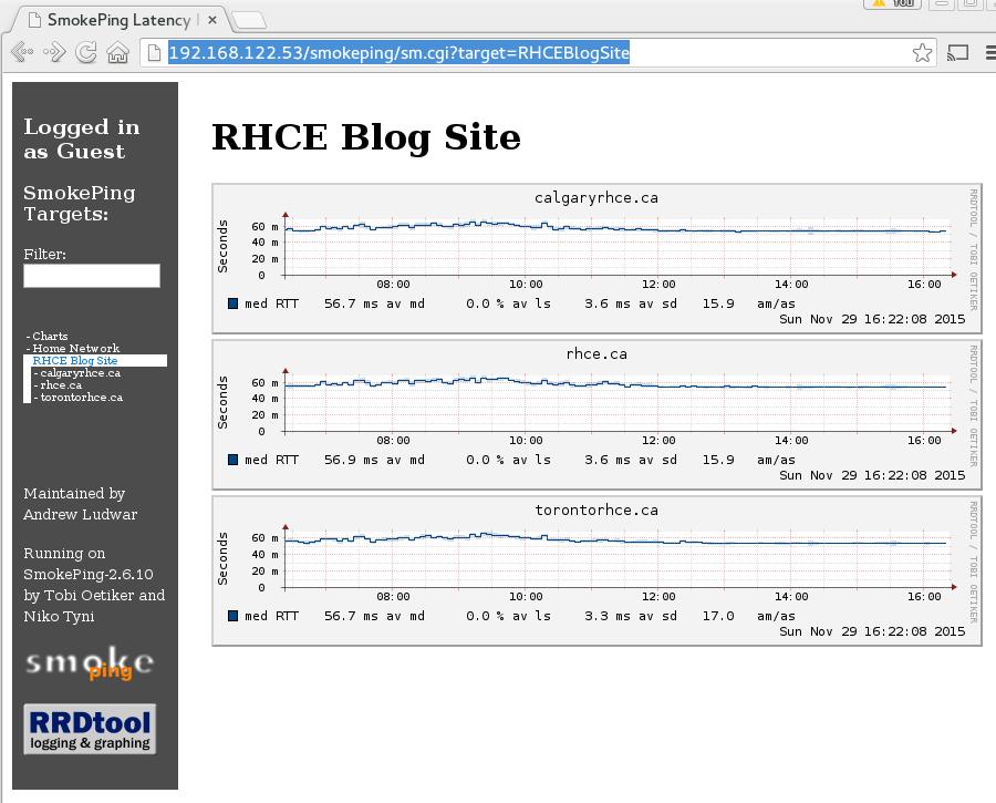 RHCE Blog Site