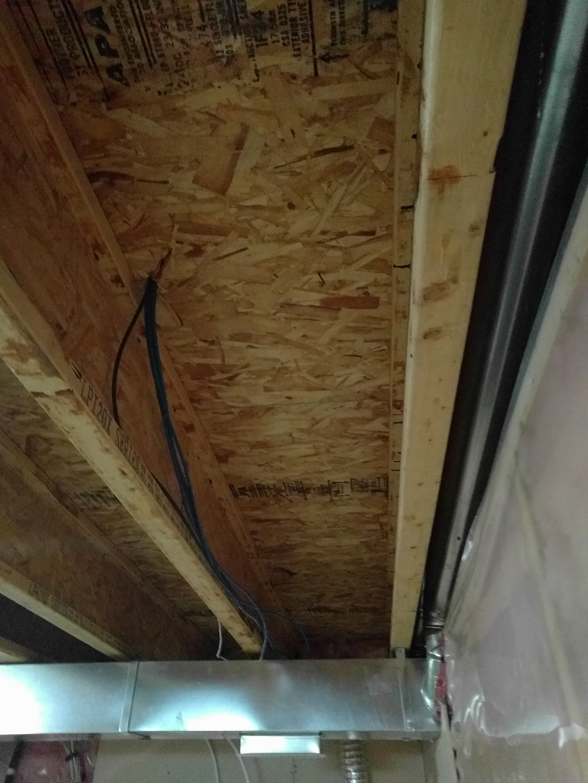 Home Lab Cat6 Wiring And Rack Calgary Rhce Basement Img 20170225 152304 20170308 122712 152329 152437 152448